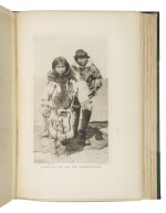 BURROUGHS, JOHN, AND JOHN MUIR, GEORGE BIRD GRINNELL, EDWARD CURTIS, LOUIS AGASSIZ FUERTES, ET AL | HarrimanAlaskaExpedition. New York: Doubleday, Page & Company, 1901-02(Vols. I & II)—HarrimanAlaskaExpedition.Washington [D.C.]: Published by the Smithsonian Institution, 1910-1914(Vols. III-XIV)