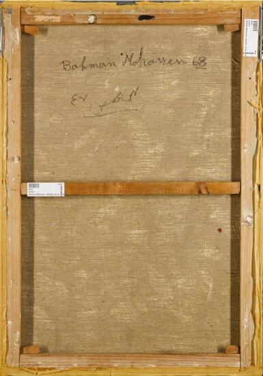 View 2. Thumbnail of Lot 35. BAHMAN MOHASSES | PERSONAGGIO I.