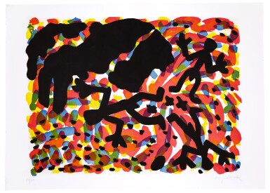 View 5. Thumbnail of Lot 3.  A. R. PENCK | BERLIN SUITE.