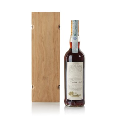 View 2. Thumbnail of Lot 31. The Macallan Fine & Rare 47 Year Old 50.2 abv 1954 .