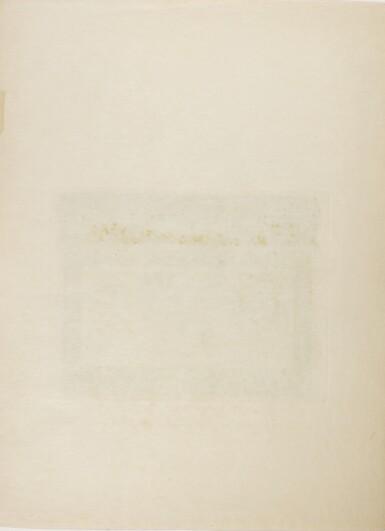 View 2. Thumbnail of Lot 4. MAX KLINGER   DER TOD ALS HEILAND (DEATH AS SAVIOUR) (SINGER 180).