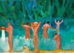 PAUL WONNER | BATHERS AFTER CEZANNE