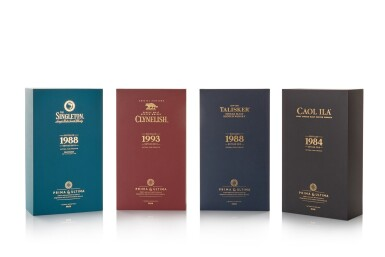 View 3. Thumbnail of Lot 1. The Prima & Ultima Collection, First Release, Set #1 + Exclusive Experience (8 bts 70cl, 8bt 2cl) **Price Excluding VAT**.