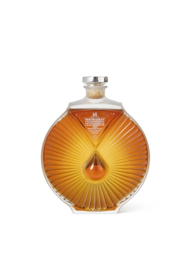 View 4. Thumbnail of Lot 2007. The Macallan In Lalique - Peerless Spirit Decanter, 65 Years Old.