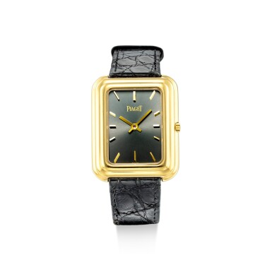 PIAGET | REFERENCE 4101, A YELLOW GOLD WRISTWATCH WITH BETA 21 MOVEMENT, CIRCA 1970