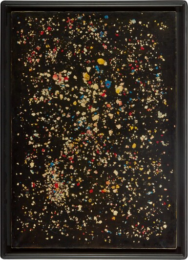 View 2. Thumbnail of Lot 255. MARCEL BROODTHAERS | PEINTURE A L'OEUF.