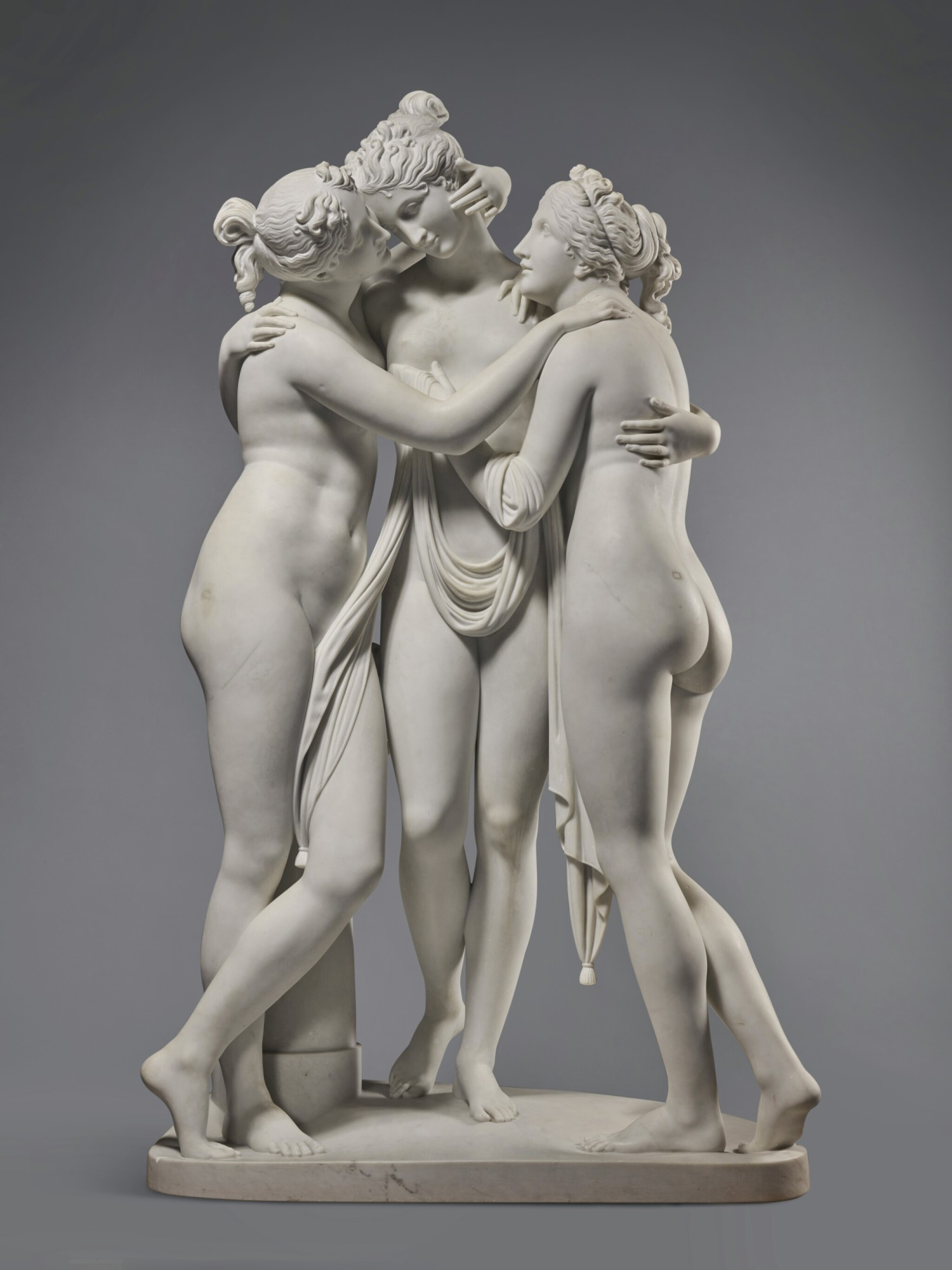 View full screen - View 1 of Lot 218. The Three Graces.