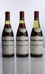 Romanée Conti 1978 Domaine de la Romanée-Conti (3 BT)
