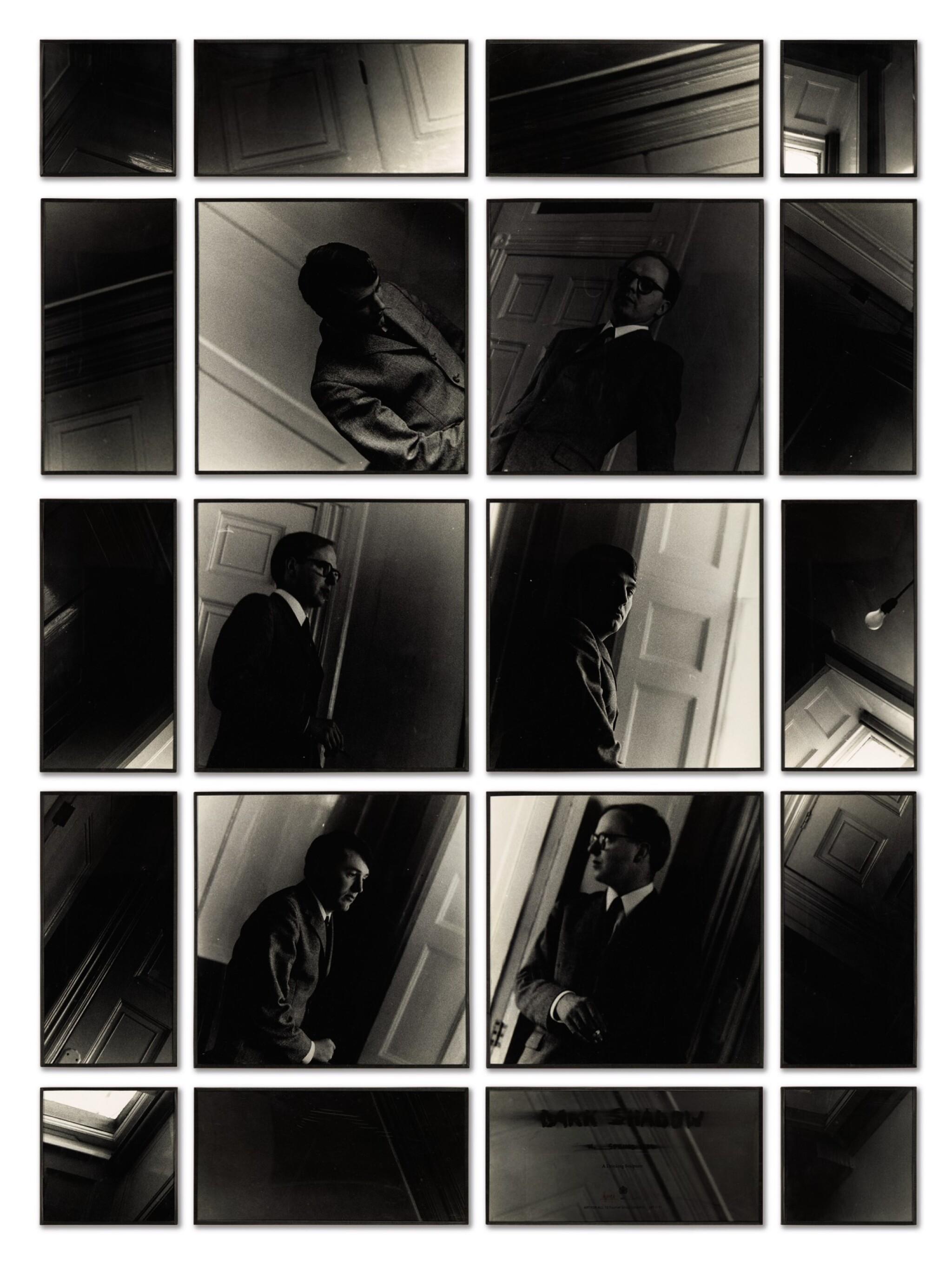 View full screen - View 1 of Lot 137. Dark Shadow No. 3   《暗影,第3號》.