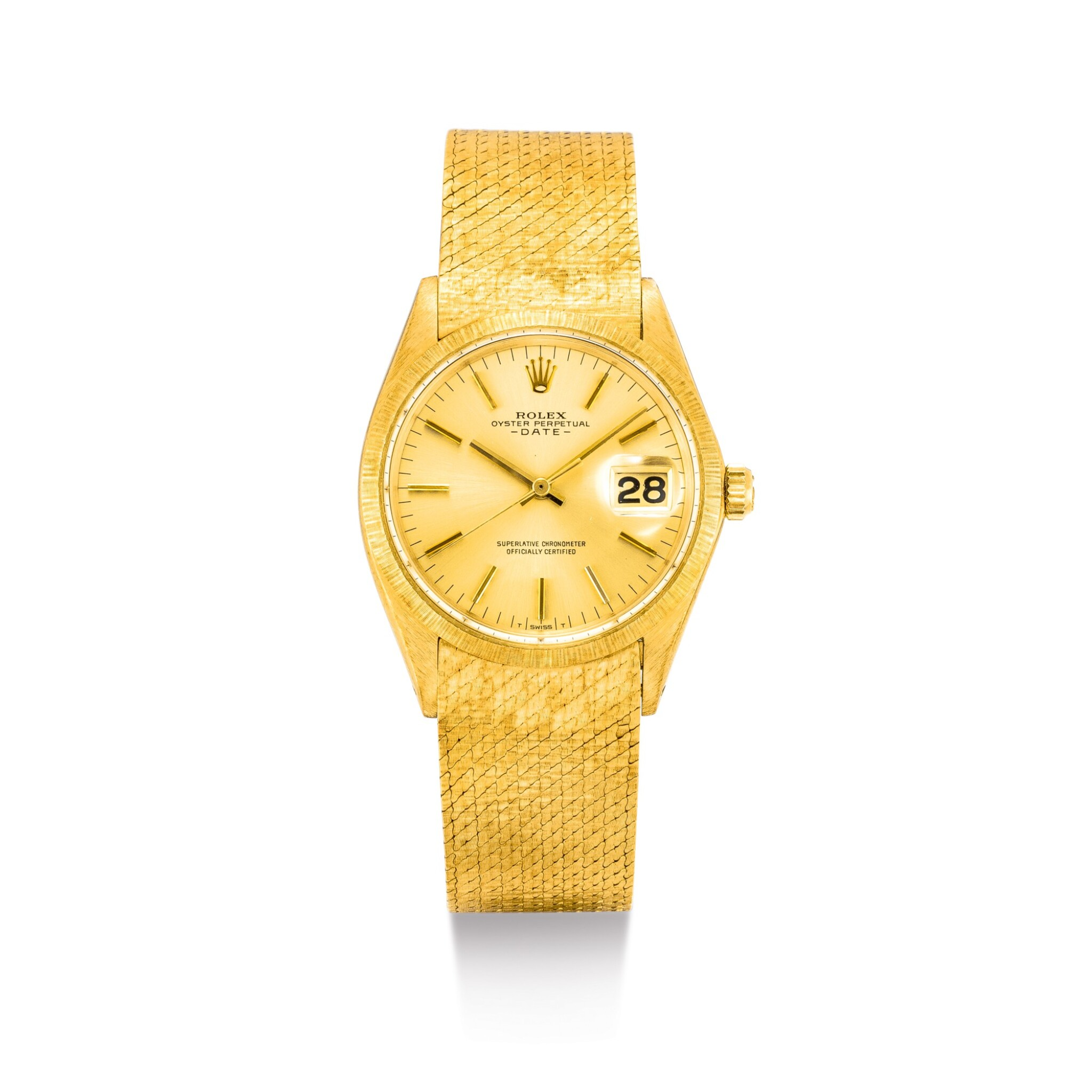 """View full screen - View 1 of Lot 2112. ROLEX 