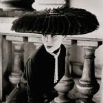 NORMAN PARKINSON | 'LE GROUX SOEURS HAT, VOGUE', 1952