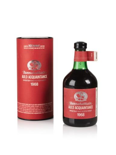 Bunnahabhain Auld Acquaintance 34 Year Old 43.8 abv 1968