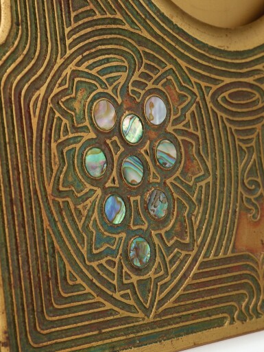 """View 2. Thumbnail of Lot 25. TIFFANY STUDIOS 