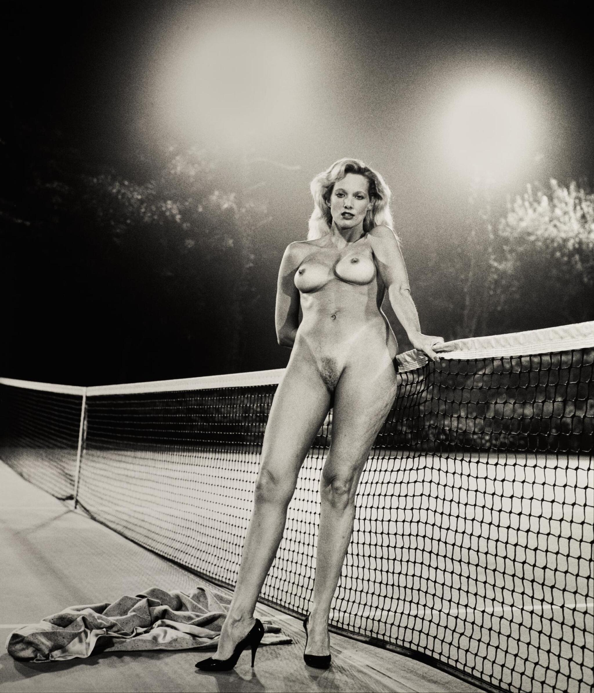 View full screen - View 1 of Lot 64. HELMUT NEWTON | 'UNTITLED 1', BEL AIR, 1989.