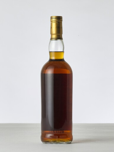 View 2. Thumbnail of Lot 2011. The Macallan 25 Year Old Anniversary Malt 43.0 abv 1965 (1 BT).