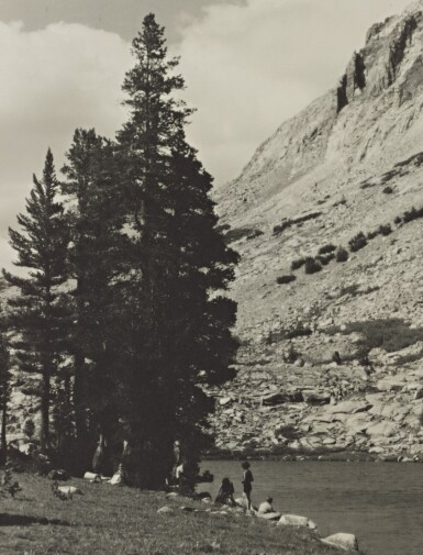 View 10. Thumbnail of Lot 78. The Sierra Club Outing, 1929.