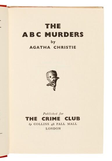 View 4. Thumbnail of Lot 49. Agatha Christie   The ABC Murders, 1936.