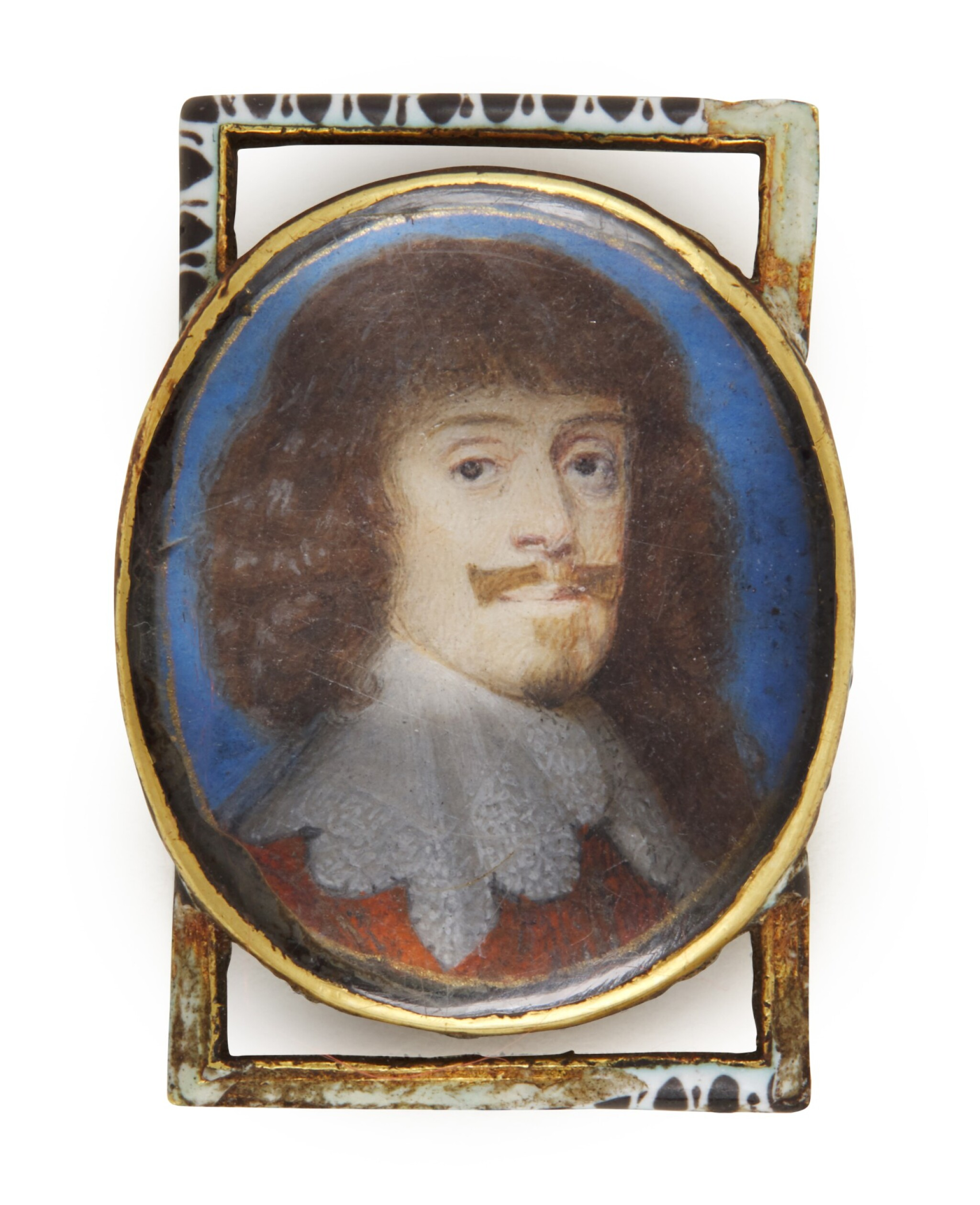 View 1 of Lot 92. Portrait of Prince William V of Hessen-Kassel (1602-1637).