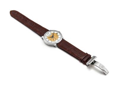 View 4. Thumbnail of Lot 2216. F.P. Journe | Chronomètre Souverain, A limited edition stainless steel wristwatch with power reserve indication, Circa 2015 | Chronomètre Souverain  限量版精鋼腕錶,備動力儲備顯示,約2015年製.