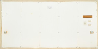 View 4. Thumbnail of Lot 20. Frank Stella 弗蘭克・斯特拉  | Untitled (Double Concentric Square) 無題(雙同心正方形).