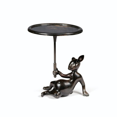 View 3. Thumbnail of Lot 46. Olympia side table, 2016.