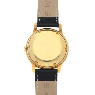 View 4. Thumbnail of Lot 81. Ref. 2551 Yellow gold wristwatch Made in 1958 | 百達翡麗 2551型號黃金腕錶,1958年製.