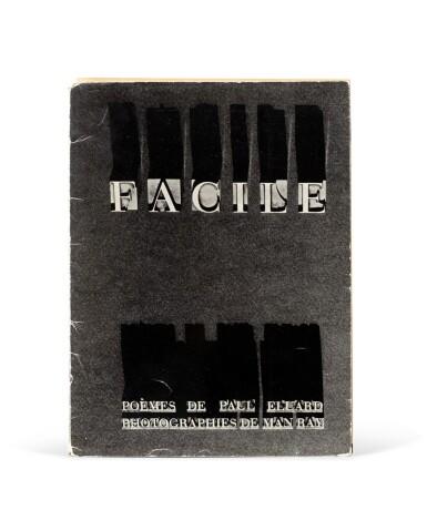 View 3. Thumbnail of Lot 165. Facile. 1935. In-4, broché, couverture à rabats. Edition originale. Un des 200 ex. sur vélin H.C..