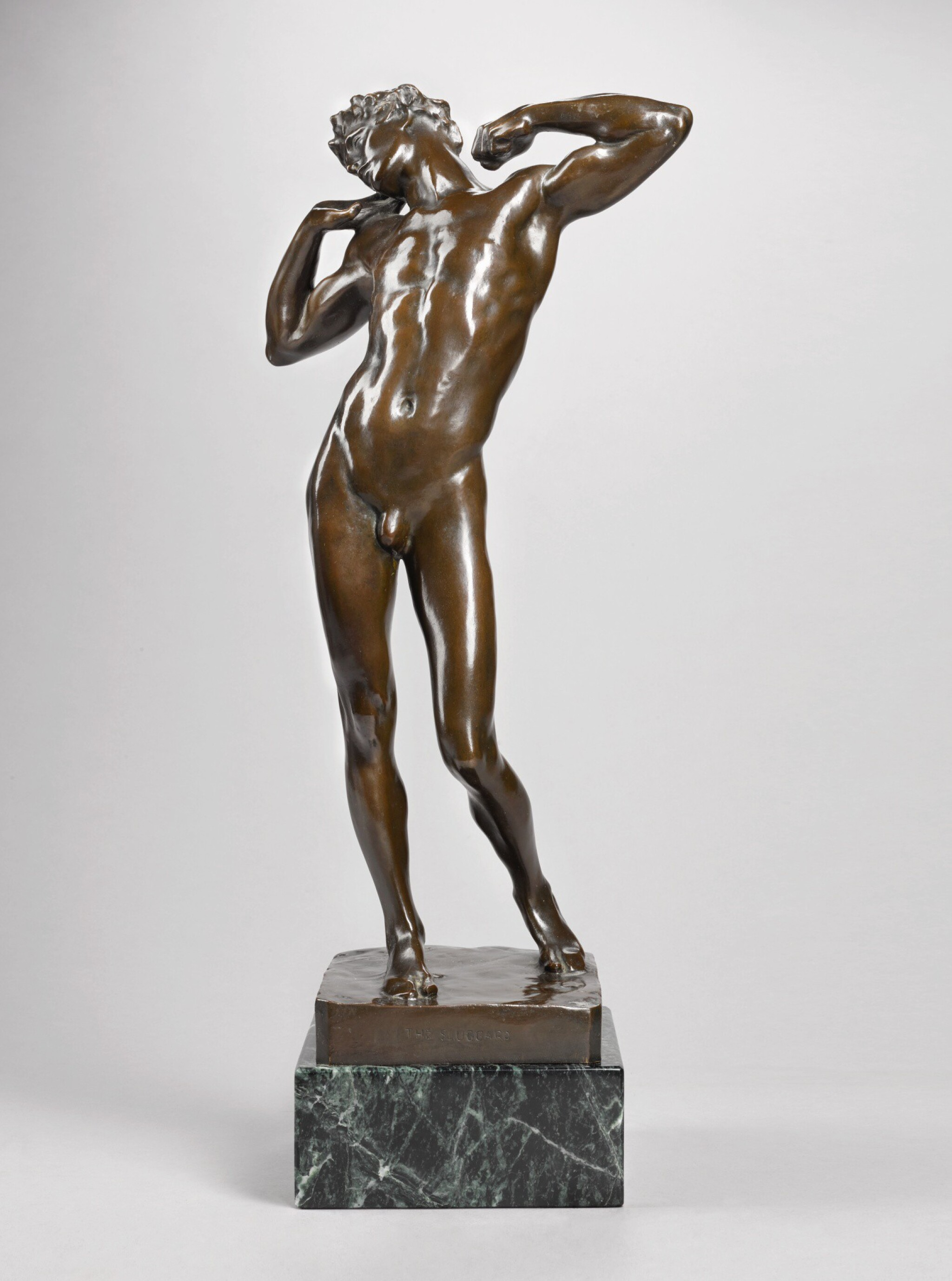 View full screen - View 1 of Lot 5. FREDERIC, LORD LEIGHTON | THE SLUGGARD.
