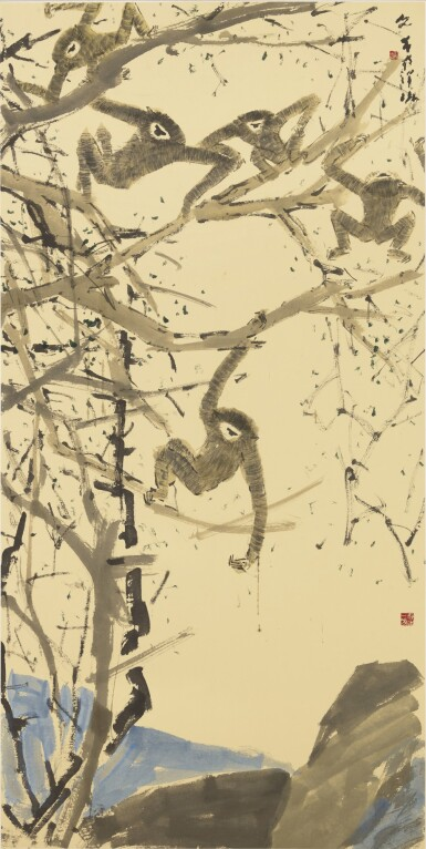View full screen - View 1 of Lot 274. CHEN WEN HSI 陳文希 | GIBBONS  猿圖.
