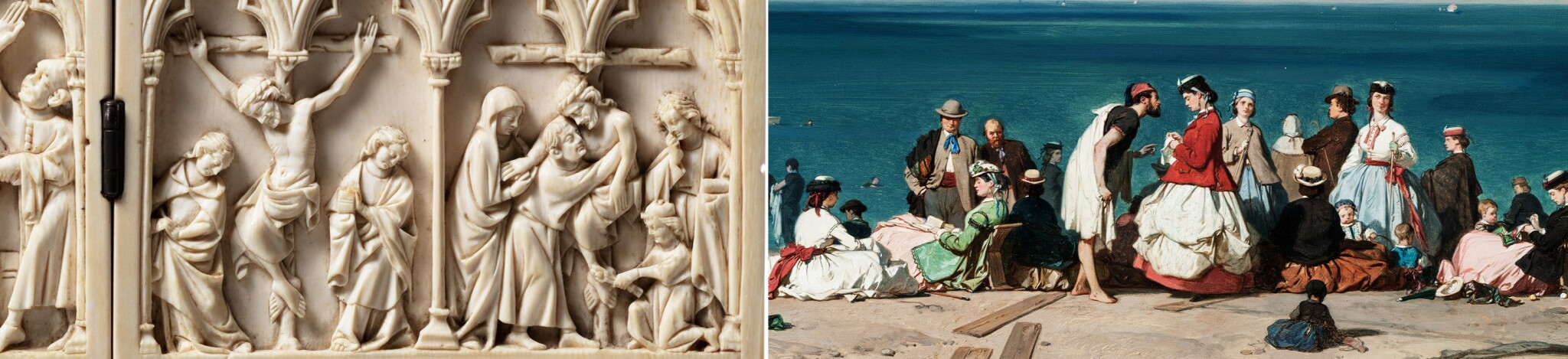 Tableaux Dessins Sculptures 1300-1900