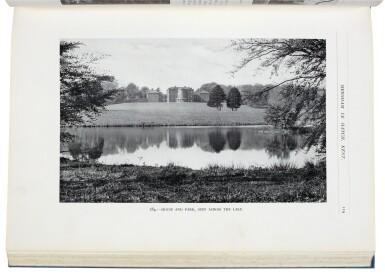 View 2. Thumbnail of Lot 100. Tipping, English Homes, 1920-1937, 9 volumes.
