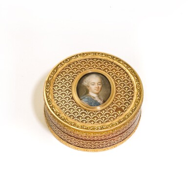 View 2. Thumbnail of Lot 137. Portrait of Louis-Philippe-Joseph of Orléans, Duke of Chartres (1747-1793), circa 1775.