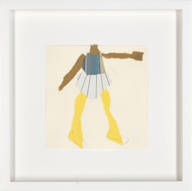 View 33. Thumbnail of Lot 801. DEBORAH ROBERTS | THE HISTORY OF EVERYTHING, PART THREE.