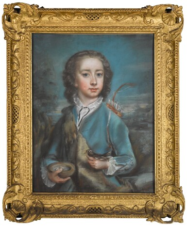 View 1. Thumbnail of Lot 18. ATTRIBUTED TO ARTHUR POND | PORTRAIT OF CLOTWORTHY, LORD LOUGHNEAGH, LATER, 2ND EARL OF MASSEREENE (1743-1805).