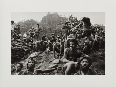 View 31. Thumbnail of Lot 10. 'Serra Pelada, Gold Mine, Brazil'.