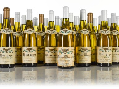 View 1. Thumbnail of Lot 279. Bourgogne Chardonnay from J.-F. Coche-Dury, mixed case (11 BT).