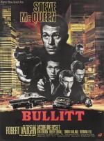 Lot 120 Bullitt (1968) poster, French