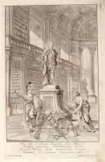 Marinoni, De astronomica specula domestica, Vienna, 1745, contemporary vellum