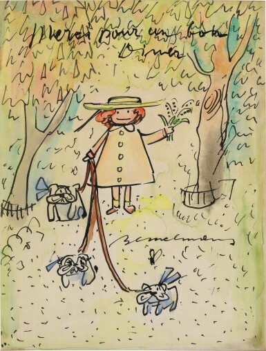 Madeline and More: The Whimsical World of Ludwig Bemelmans