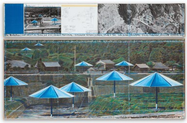 View 1. Thumbnail of Lot 20. The Umbrellas, Joint Project for Japan and USA.