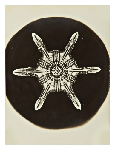 View 3. Thumbnail of Lot 142. WILSON A. BENTLEY | SELECTED IMAGES OF SNOWFLAKES.