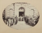 The Salute to the Emperor (Imperial Asylum at Vincennes, 15 August)