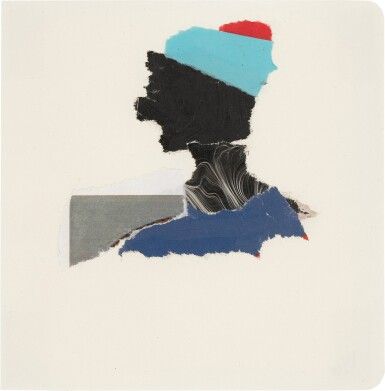 View 14. Thumbnail of Lot 801. DEBORAH ROBERTS | THE HISTORY OF EVERYTHING, PART THREE.