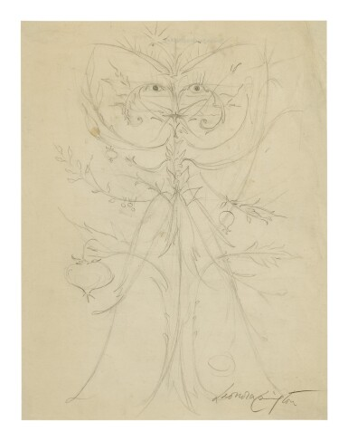 """LEONORA CARRINGTON 