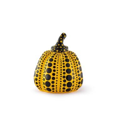 草間彌生 Yayoi Kusama   黃色南瓜 Yellow Pumpkin