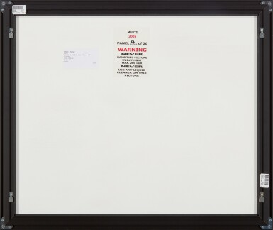 View 10. Thumbnail of Lot 287. GILBERT & GEORGE   MUFTI.