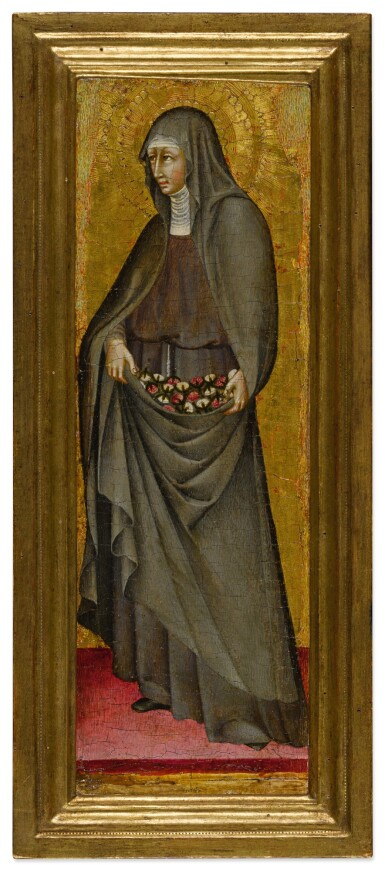 View 2. Thumbnail of Lot 14. St. Elizabeth of Hungary.