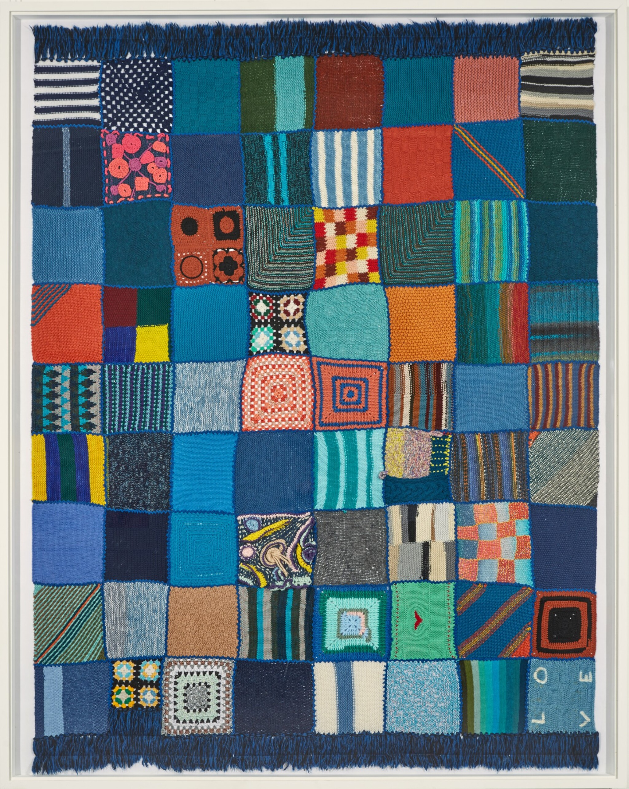 View full screen - View 1 of Lot 106. Untitled (Colville's Calling all Knitters! campaign).