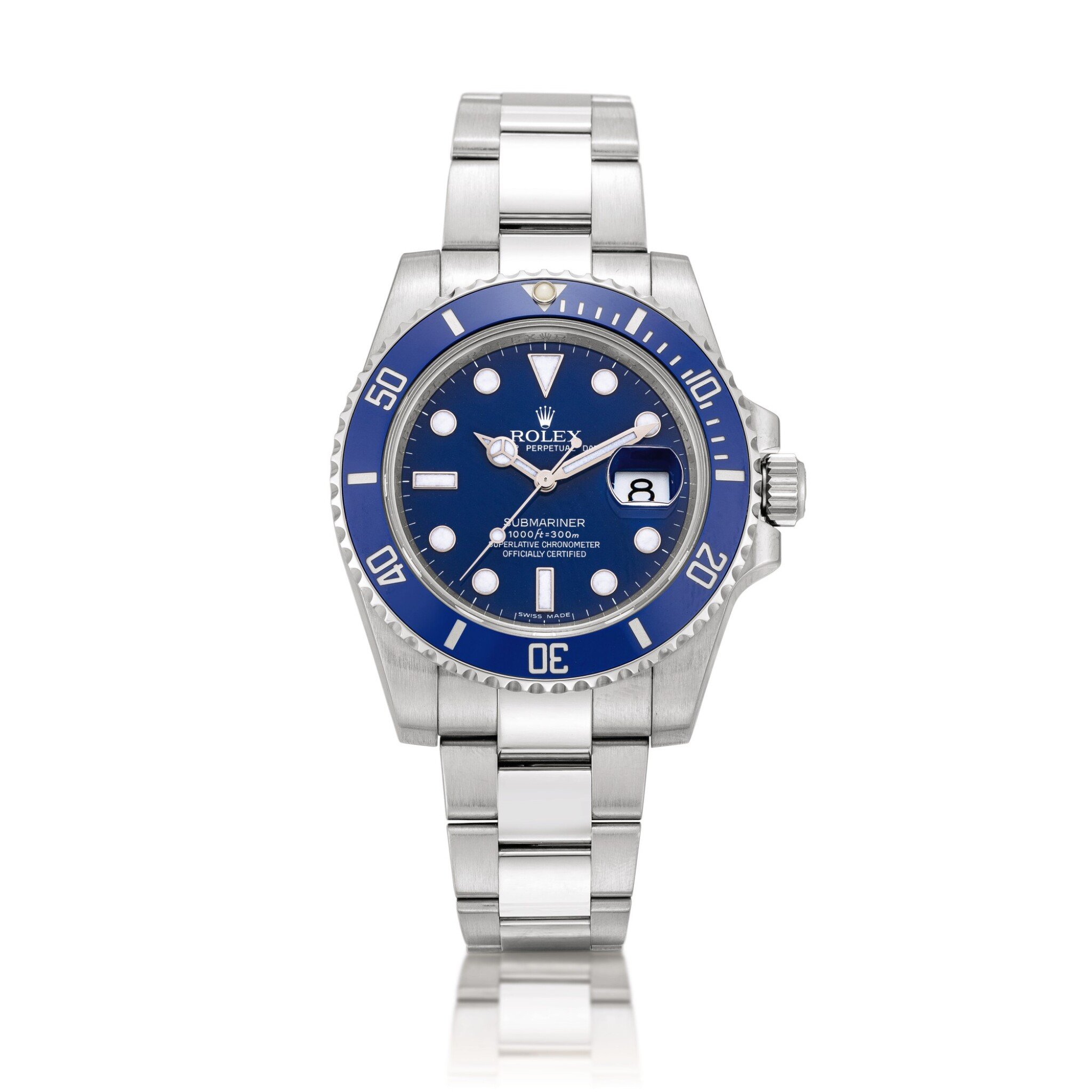 """View full screen - View 1 of Lot 2006. Rolex 