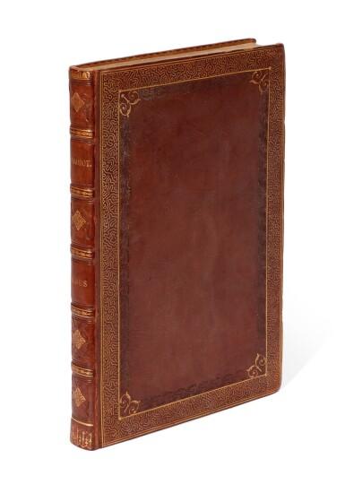View 3. Thumbnail of Lot 2. Herodotus. Libri novem. Aldus, Venice, 1502. nineteenth-century calf gilt.